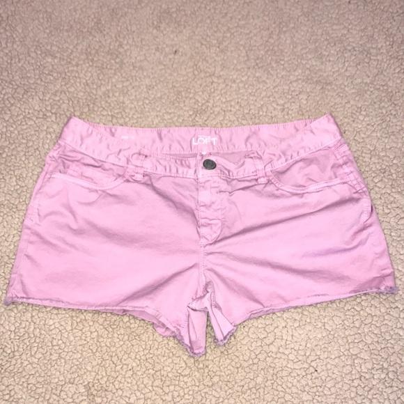 NWT Ann Taylor Loft Modern Denim Bermuda Shorts Size 2//26 Indigo Wash